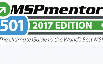 Groff NetWorks Ranked GLOBALLY by MSPmentor
