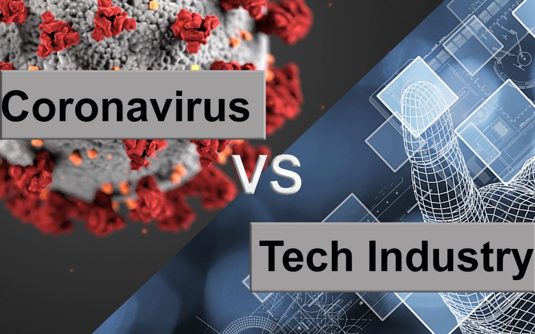 Coronavirus vs. Tech Industry