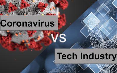 Coronavirus vs. Tech Industry