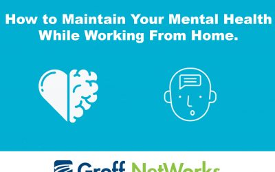 How to Maintain Your Mental Health While Working From Home.
