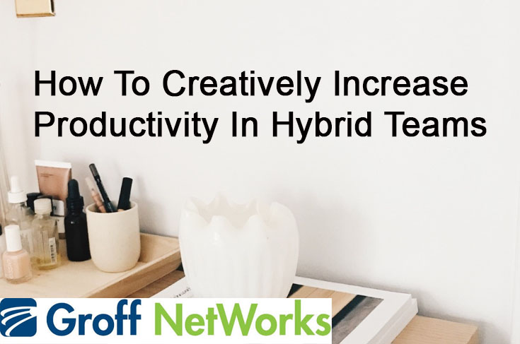 How To Creatively Increase Productivity In Hybrid Teams